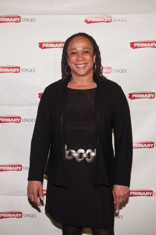S. Epatha Merkerson. Primary Stages 30th Anniversary Gala 2014 ©Hechler Photographers