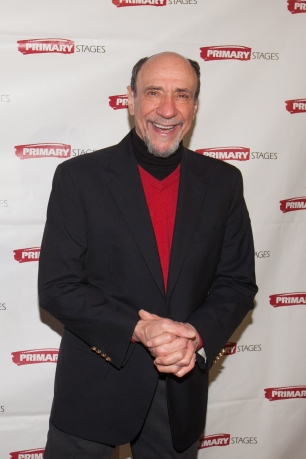 F. Murray Abraham. Primary Stages 30th Anniversary Gala 2014 ©Hechler Photographers