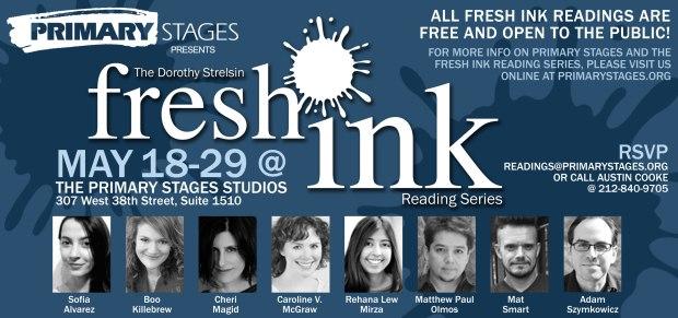 Fresh Ink 2015