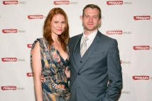 Kate MacCluggage and Robert Eli