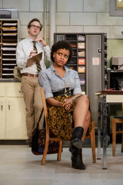 Ryan Spahn and Aimé Donna Kelly