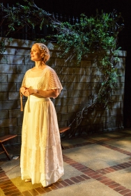 "Rebecca Brooksher in the Primary Stages production of ""The Roads to Home"" by Horton Foote."