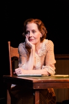 "Hallie Foote in the Primary Stages production of ""The Roads to Home"" by Horton Foote."
