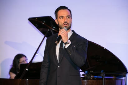 "Ramin Karimloo sings ""Make Them Hear You"" from Ragtime"