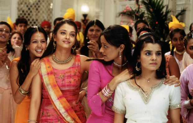 Aishwarya Rai in Bride and Prejudice