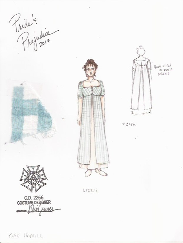 Tracy Christensen's costume designs for Pride and Prejudice